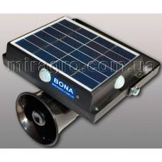 Биоакустический отпугиватель птиц на солнечной батарее BONA-SLR-737